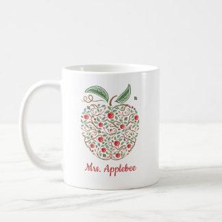 Seeds of Knowledge Teacher's Apple Coffee Mug