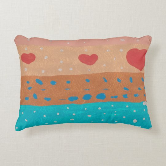 Seeds of Love Accent Pillow
