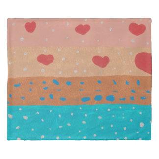 Seeds of Love Duvet Cover