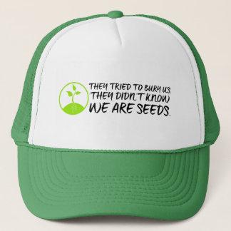 Seeds Trucker Hat