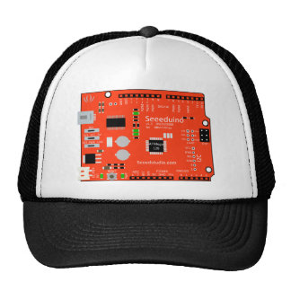 Seeeduino the alternate Arduino Trucker Hat