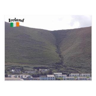 Seefin Mountain, Rossbeigh, Co. Kerry, Ireland. Postcard