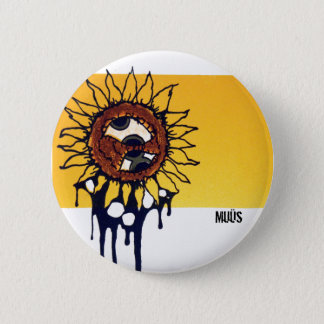 Seeing and Seeing Sunflower Button