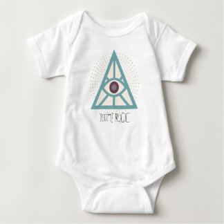 Seeing Eye, Magick Baby Bodysuit. You're Magic Baby Bodysuit