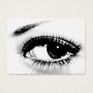 Seeing is Believing/Beautiful Eye Business Card