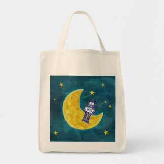 Seeing the Earth Tote Bag