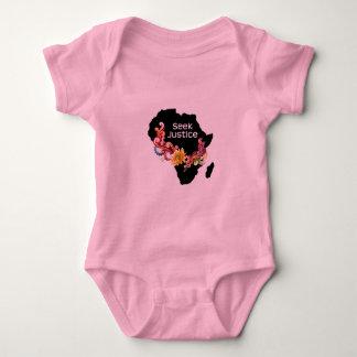 Seek Justice Toddler Shirt