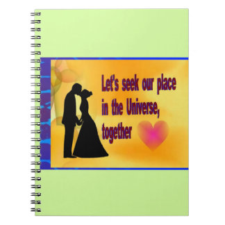Seek our Place in Universe Notebooks