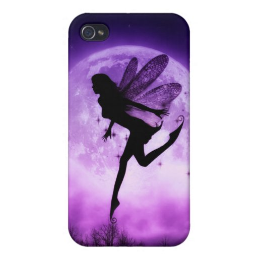 Seeking Serenity Fairy Iphone Case iPhone 4/4S Covers