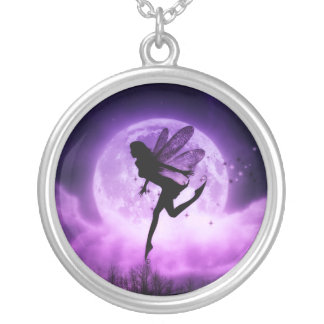 Seeking Serenity Fairy Necklace