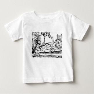Seele Entweicht - Soul Leaving Body Baby T-Shirt
