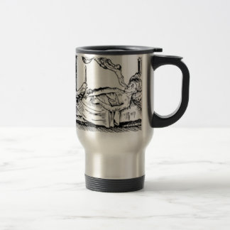 Seele Entweicht - Soul Leaving Body Travel Mug