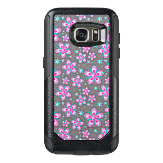 Seemless Floral Pattern Otterbox OtterBox Samsung Galaxy S7 Case