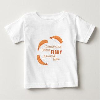 Seems Fishy Baby T-Shirt