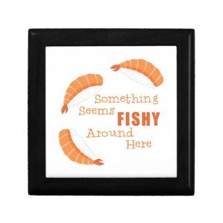 Seems Fishy Jewelry Box