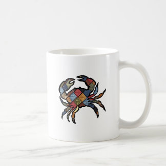 SEEN IN PLAID COFFEE MUG