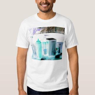 SEEWEE RESTAURANT table setup Tee Shirt