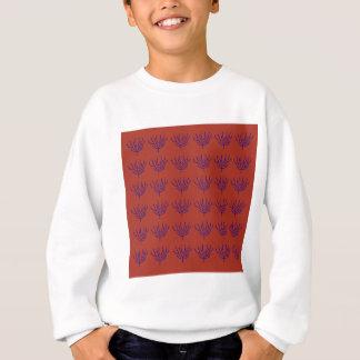 Seeweeds design Ethno elements Sweatshirt