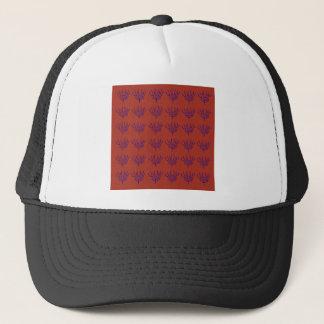 Seeweeds design Ethno elements Trucker Hat