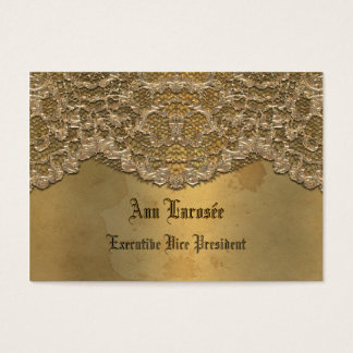 Segonzac Victorian Business Card