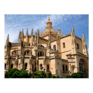 Segovia Spain Postcard