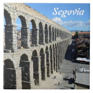 Segovia, Spain Tile