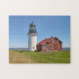 Seguin Island Lighthouse Puzzles