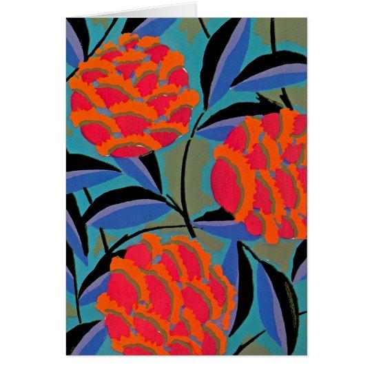 Seguy's Art Deco #2 at Emporio Moffa Card