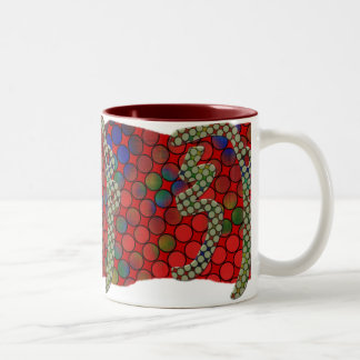 Sei Hei Ki Two-Tone Coffee Mug