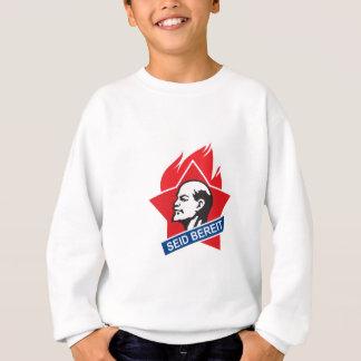 seid bereit - be prepared sweatshirt