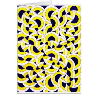 Seigaiha Series - Congregate Card
