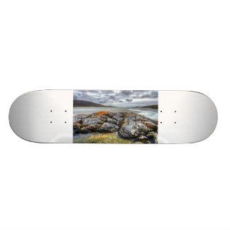 Seilebost, Isle of Harris Skate Board Deck