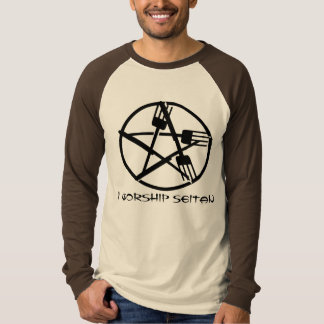 Seitan Worship Long Sleeve T T-Shirt