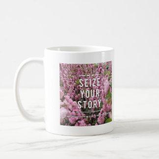 Seize Your Story 11 oz Ceramic Mug