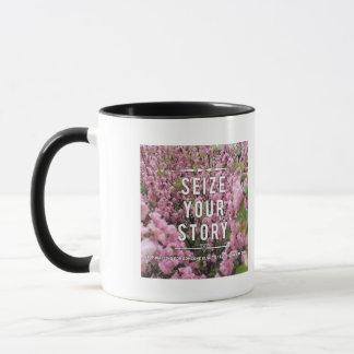Seize Your Story 11 oz Combo Ceramic Mug