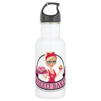 Seized by Love Baker Water Bottle