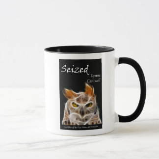 Seized coffee mug