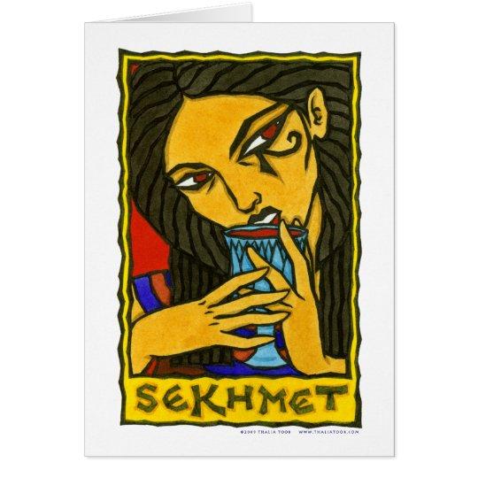 Sekhmet Card