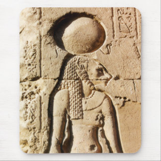 Sekhmet cat goddess of Upper Egypt Mouse Pad