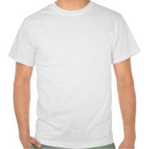 Selassie Star of David Background T Shirt