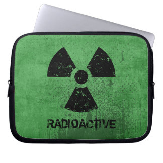 Select-A-Color Radioactive Grunge Laptop Sleeves