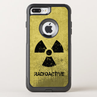 Select-A-Color Radioactive Grunge OtterBox Commuter iPhone 8 Plus/7 Plus Case