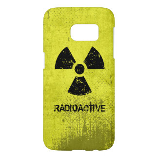 Select-A-Color Radioactive Grunge Samsung Galaxy S7 Case