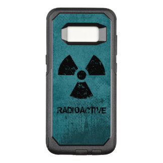 Select-A-Colour Radioactive Grunge OtterBox Commuter Samsung Galaxy S8 Case
