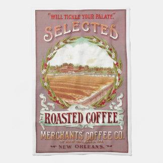 Selected Roasted Coffee Towel