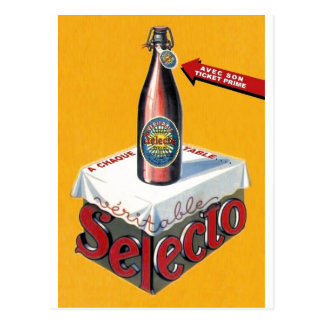 Selecto - Algeria Postcard