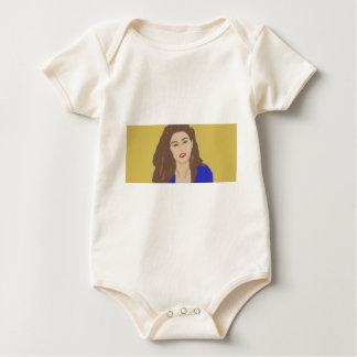 SELENA COLLECTION BABY BODYSUIT