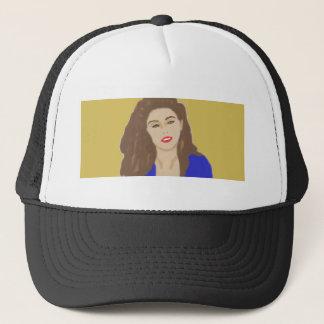 SELENA COLLECTION TRUCKER HAT