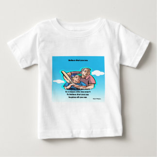 Self confidence baby T-Shirt