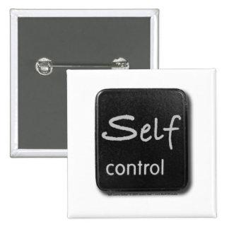 Self Control Button Button